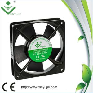 Xj12025h 120mm AC Fan Horizontal Air Flow Fans AC Fan Cooler pictures & photos