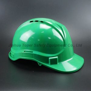 Plastic Products Motorcycle Helmet Safety Helmet HDPE Hat (SH501) pictures & photos