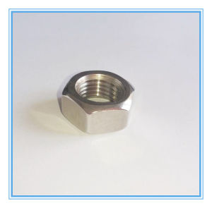 DIN 6915 Stainless Steel Hex Nut pictures & photos