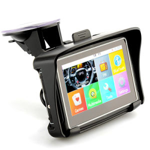 4.3 Inch Factory Direct Selling Ipx7 Waterproof Motorcycle Bluetooth GPS
