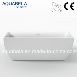Cupc Approved Pure Acrylic Freestanding Bath Tub (JL611) pictures & photos