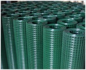 Welded Wire Mesh Fence Panels in 6 Gauge Yaqi Supply pictures & photos