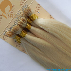 Fashion European Pre Bonded Human Hair Extension pictures & photos