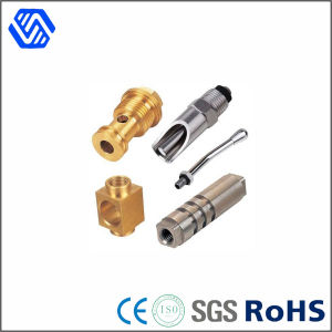 Customized Milling Turning Parts Precision Metal Brass CNC Motorcycle Parts pictures & photos