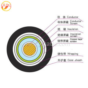 Waterproof Outdoor Fiber Optic Power Composite Cable/Power Cable pictures & photos