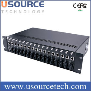 16 Slots Ethernet Media Converter Center
