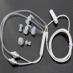 Stereo Earbud Handsfree Headset with Microphone pictures & photos