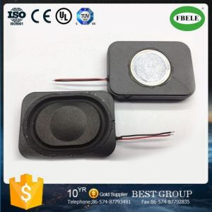 Newest 35mm 1W Box Speaker in Computer Flat Panel Speaker pictures & photos