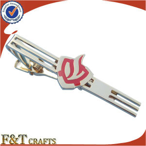 Fashion Business Promotion Gift Custom Design Metal Bow Tie Clips (FTTB2607A) pictures & photos