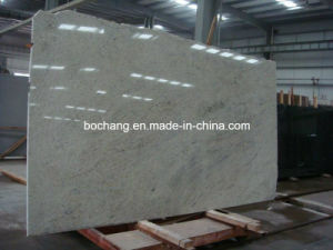 China Polished White Granite Slab for Flooring/Wall pictures & photos