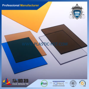 High Quality Polycarbonate PC Solid Sheet for Roofing pictures & photos