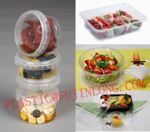 Automatic Disposable Plastic Utensils Making Machine pictures & photos