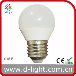 G45P E27 LED Bulb Light 3W with Ce RoHS pictures & photos