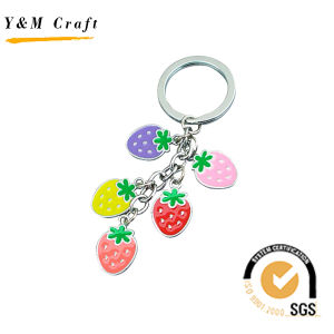 Guangzhou Factory Metal Key Chains with Stylish Shape pictures & photos