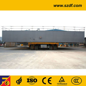 Hydraulic Platform Trailer (DCY500) pictures & photos