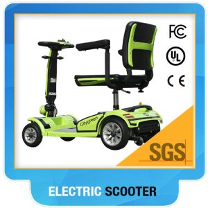 Four Wheel Electric Scooter pictures & photos