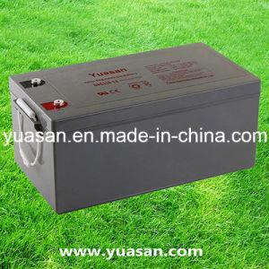 Yuasan High Quality 12V250ah Gel Solar Battery -- Npg250-12 (12V250AH)