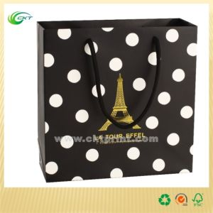 Hot Sale Custom Paper Shopping Bag (CKT-PB-351)