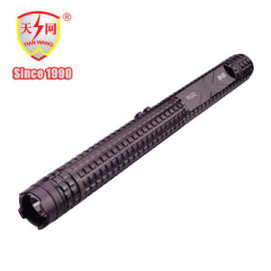Lithium Battery Operated Aluminum Police Stun Baton Stun Guns pictures & photos