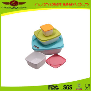 2015 Hot Sale Colored Food Container pictures & photos