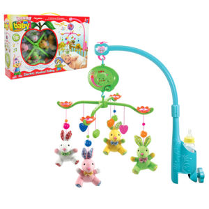 Ce Approval Battery Operated Baby Bed Hanger Toys (H0940369) pictures & photos