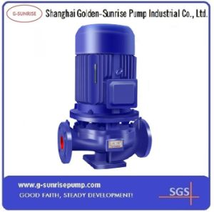 Isg Vertical Pipeline Centrifugal Water Pump
