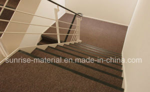 Aluminium Profile for Anti Slip Stair Nosing pictures & photos
