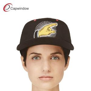 Black Hand Graphic Flat Brim Hat / Snapback Hat (01059) pictures & photos