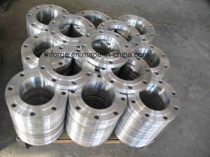 Flat Welding Steel Forging Flange pictures & photos