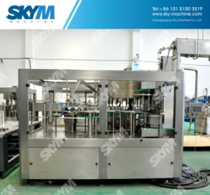Pet Bottle Automatic Pure Water Filling Machine Three in One pictures & photos