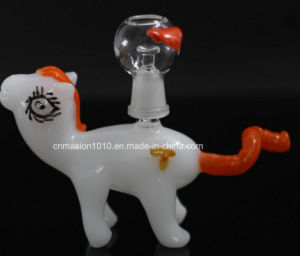 Colorful New Horse Style Glass Pipe (Mini horse) pictures & photos