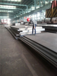 Carbon Structural and Low Alloyed Steel Plate pictures & photos