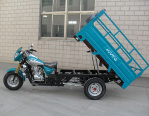 New 200cc Cargo Motorized Tricycle Trike Tricycle pictures & photos