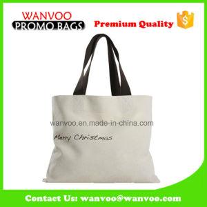 Promotional Eco Friendly Cotton Canvas Lady Tote Handbags pictures & photos