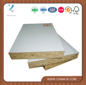 Melamine Chipboard/Plain Particle Board for Furniture pictures & photos