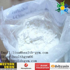 Supply Best Quality Oral Turinabol / 4-Chlorodehydromethyltestosterone