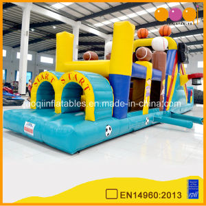 Inflatable Football Star Obstacle Course (aq1477) pictures & photos