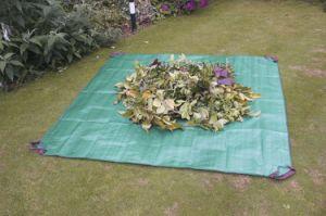 Polypropylene Garden Leaves Collecting Sheets pictures & photos