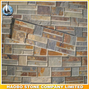 Natural Stone Veneer Decoration Cladding Wholesale Cultured Stone pictures & photos