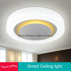 2016 New Smart Round LED Ceiling Lighting/Lamp with Two-Color
