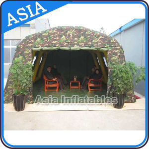 Airtight Inflatable Military Tent for Camping pictures & photos