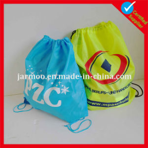 Custom Cheap Lovely Drawstring Bag pictures & photos