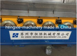 Hxe-9dl Rod Breakdown Machine with Annealing pictures & photos