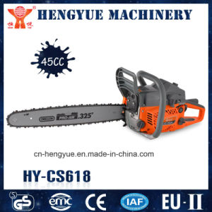 Petrol Power Chain Saw with High Quality pictures & photos