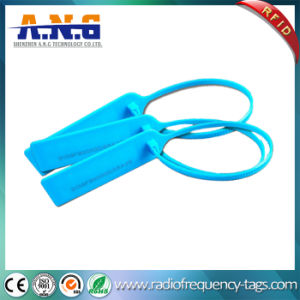 Self Lock Cable Tie Tag Security with Label Mark pictures & photos