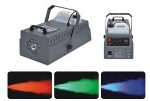 3000W 3in1 LED DMX Fog Machine