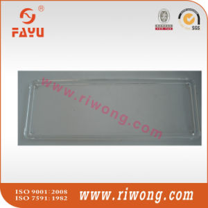Acrylic Plate Frame with Logo pictures & photos