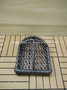 Rattan Hotel Used Shoe Basket pictures & photos