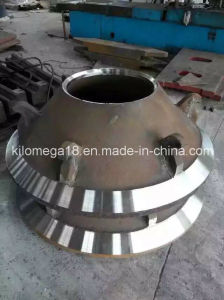 Cone Crusher Wear Parts Mantle with Good Quality pictures & photos