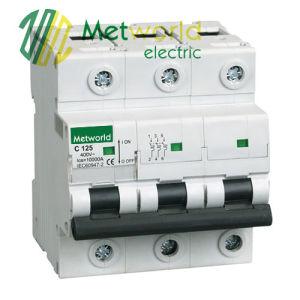 Miniature Circuit Breaker Short Circuit MCB Mini Circuit Breaker CE pictures & photos